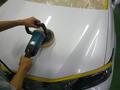 レクサス HS250h (LEXUS) G'ZOX リアルガラスコート ボディコーティング (ガラスコーティング)施工事例