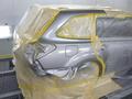 スバル レガシィ ツーリングワゴン (SUBARU LEGACY) 板金 塗装 自動車 修理事例