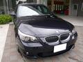 BMW 525i Mスポーツパッケージ (E60) 板金塗装 飛石 修理 事例