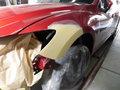 マツダ アテンザ ワゴン (MAZDA ATENZA WAGON) 板金 塗装 自動車 修理事例