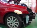 フォルクス ワーゲン ゴルフ ヴァリアント (VOLKSWAGEN GOLF VARIANT) 板金 塗装 自動車 修理 事例