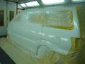 トヨタ アルファード 板金 塗装 自動車 修理事例