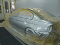 BMW 325i  (E90) 板金 塗装 自動車 修理 事例