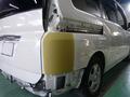 日産 セレナ 板金 塗装 自動車 修理事例