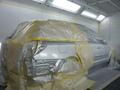 スバル レガシィ アウトバック 板金 塗装 自動車 修理事例