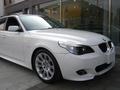 BMW 525i ツーリング Mスポーツパッケージ (E61) 板金 塗装 自動車 修理 事例