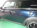 ミニ クーパー S クラブマン ハンプトン (MINI COOPER S CLUBMAN HAMPTON) 板金 塗装 自動車 修理 事例