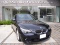 BMW 525i Mスポーツパッケージ (E60) 板金 塗装 バンパー修理 事例