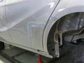 メルセデスベンツ AMG A45 (W176) 板金 塗装 修理 事例