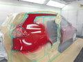 日産 エクストレイル 板金 塗装 自動車 修理 事例
