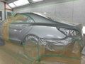 メルセデス ベンツ CLS 350 (W218) 板金 塗装 修理 事例