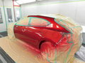 マツダ アクセラ スポーツ (MAZDA AXELA SPORTS) 板金 塗装 自動車 修理事例