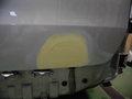 トヨタ ヴォクシー ハイブリッド 板金塗装 自動車修理 事例