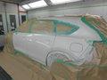 マツダ CX-8 板金塗装 自動車 修理 事例