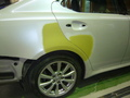 レクサス IS 250 (LEXUS) 板金塗装 自動車修理事例